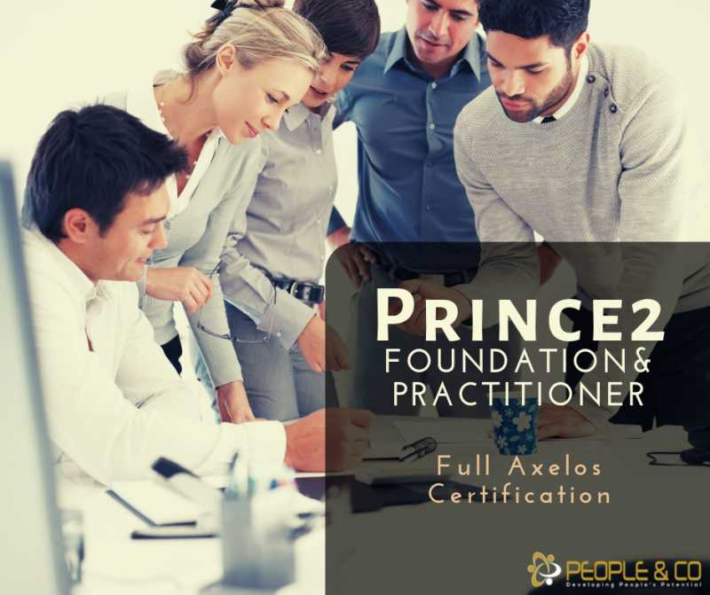Prince2 - Foundation & Practitioner