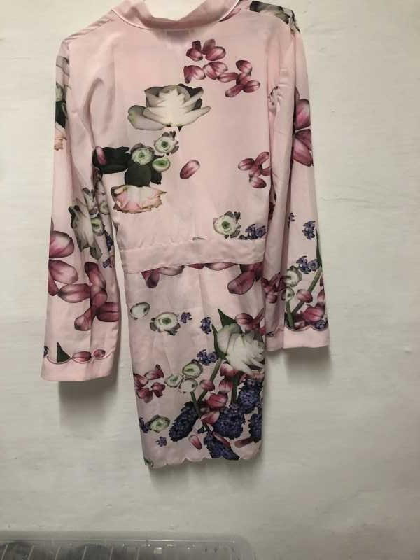 Ted Baker Floral Light Dressing Gown